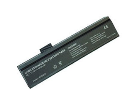 Uniwill 223-3S4000-F1P1 223-3S4000-S1P1  23-UF4A00-0A  W2U223 468280 679738 laptop battery
