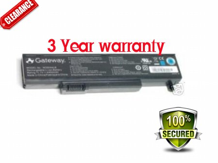 new GATEWAY W35044LB,W35044LB-SP,Gateway M-150 M-1400 M-1600 T6800 T1600 M1400 M1600 battery