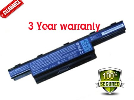 Acer Aspire 5251G 5252G 5552G 5741G 5742G 7251G 4551G Battery AS10D61 AS10D71