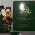 "Dept 56 ""God Bless Us Every One"" Porcelain Hinged Box"
