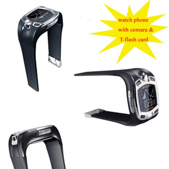 M810 Camera mobile watch phone AT&T Tmobile GSM Unlcoked