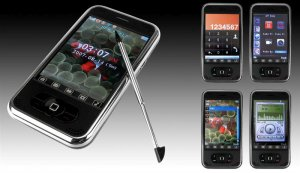 CECT P168 touch screen Phone PDA AT&T Tmobile Unlocked