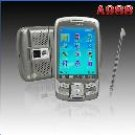 "A988 Grey 3.0"" Quad-band Touchscreen GSM Mobile Phone [A988]"