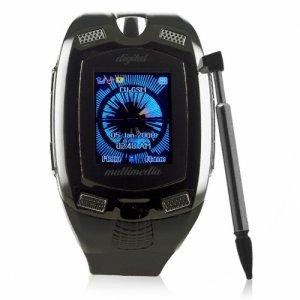 SB09 Super Cool Mobile Phone Wrist Watch