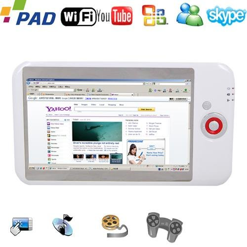 APad 800MHZ CPU 7 Inch MID Tablet PC WiFi
