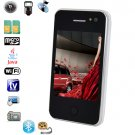 3.2 Inch Screen Cell Phone Quadband JAVA/WIFI/TV  with Dual Camera and Compass