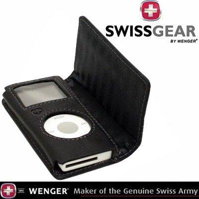 Swiss Gear iPod Nano Leather Wallet/Case
