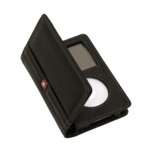 Swiss Gear iPod Video Leather Wallet/Case