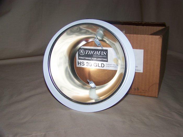 downlight trim gold inner finnish
