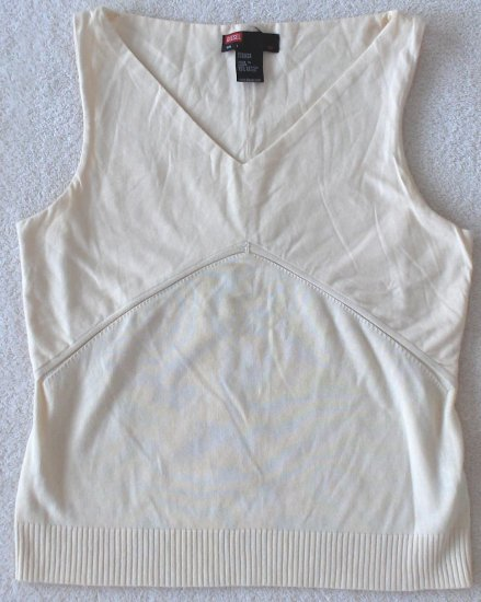 NEW  DIESEL  Womens tank top  Size large
