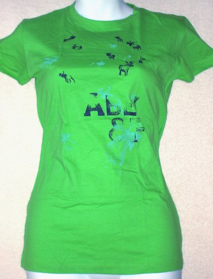 ABERCROMBIE & FITCH  Womens/Juniors T-shirt  Size small