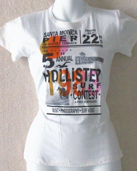 HOLLISTER  Womens/Juniors T-shirt  Size small