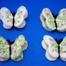 LC623BM - Pastel Butterfly Magnets