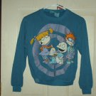 Gently Worn Size Large (10/12) Childrens Rugrats Sweatshirt - Unisex