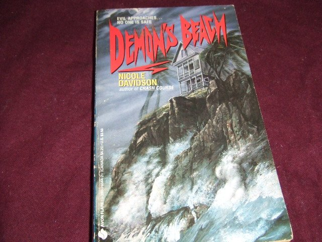 Demon's Beach by Nicole Davidson ISBN 0-380-76644-2