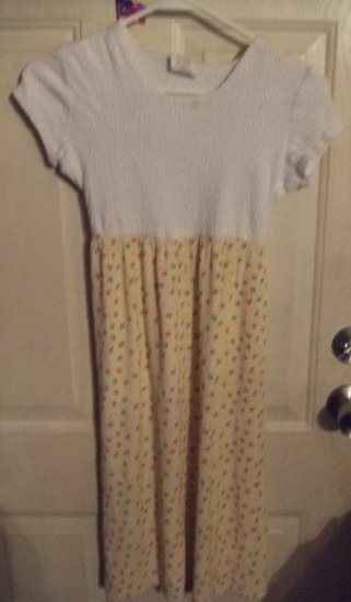 Gently Worn California Concepts Light Weight Sundress Girl's Size 16