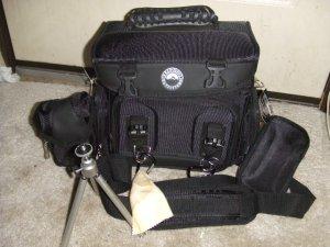 Digital Camera Case with Soft Padded Interior