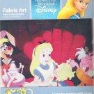 Alice in Wonderland Fabric Art A Merry Un-Birthday