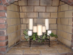Information ***   How to Clean Masonry Fireplace Firebrick ***