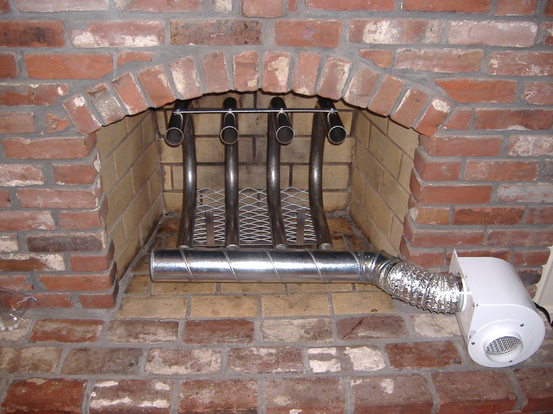 120 000 Btu Fireplace Furnace Wood Burning Fireplace