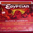 THE EGYPTIAN Original Soundtrack LP Alfred Newman / Bernard Herrman ShrinkWrap 1954 Re-Master MINT