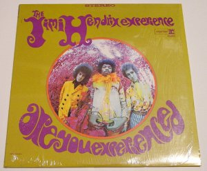 Jimi Hendrix * ARE YOU EXPERIENCED * Original LP Rare Limited Special Pressing ShrinkWrap Mint