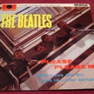 The Beatles * PLEASE PLEASE ME * Original 1963 Parlophone UK Mono LP Rare Mint