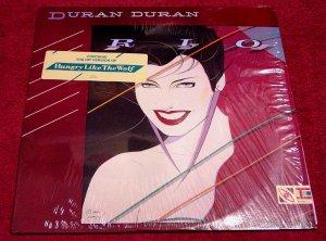 Duran Duran * RIO * Original LP 1982 with Shrinkwrap Rare Mint
