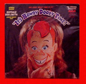 Howdy Doody Original Cast Stereo LP * SEALED * Buffalo Bob Smith