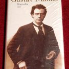 GUSTAV MAHLER BIO : J.Carr ~ in German and OUT OF PRINT 1999 * SEALED *