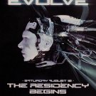 Calderone & Pacha * EVOLVE * NYC Trance Techno Original Poster SET 2' x 3' Rare 2007