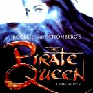 "THE PIRATE QUEEN Original Broadway Poster NYC 14 ""x 22"" MINT"