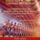 Radio City 75th CHRISTMAS SPECTACULAR Original Poster 2' x 3' MINT 2007