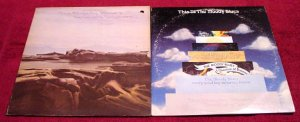 The Moody Blues Original LP Collection * Seventh Sojourn & This Is The Moody Blues * 1972 Mint