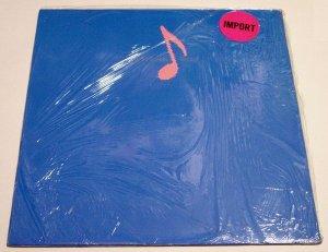 King Crimson * BEAT * Original LP Album IMPORT with Shrinkwrap 1982 Mint