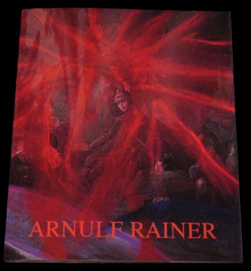 ARNULF RAINER * Shakespeare * First Edition ART Monograph 1990 Rare SEALED