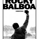 Rocky Balboa ROCKY 6 Original Movie Poster * Sylvester Stalone * HUGE 4' x 6' Rare 2006 Mint