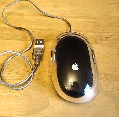 Apple Pro Mouse * BLACK * M5769 Mint Condition