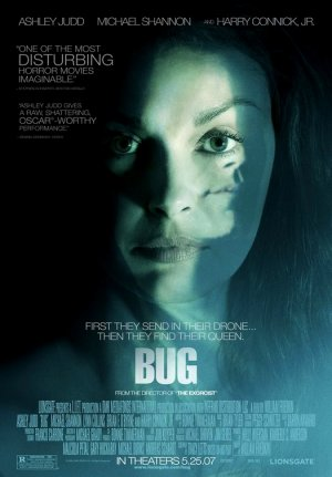 Friedkin's BUG Movie Poster * ASHLEY JUDD * 4' x 6' Rare 2007 NEW