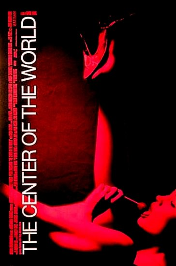 "Wayne Wang's THE CENTER OF THE WORLD Original Movie Poster * MOLLY PARKER * 27"" x 40"" Rare 2001 Mint"