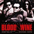 "Bob Rafelson's BLOOD & WINE Movie Poster * JACK NICHOLSON & MICHAEL CAINE * 27"" x 40"" Rare 1996 NEW"