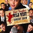 "Vince Vaughn's WILD WEST Movie Poster * JOHN CAPARULO & BRET ERNST * 27""x 40"" Rare 2008 NEW"