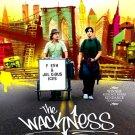 "THE WACKNESS Movie Poster * BEN KINGSLEY * 27""x 40"" Rare 2008 NEW"