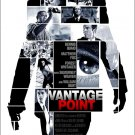 VANTAGE POINT Movie Poster * MATTHEW FOX * 4' x 6' Rare 2008 NEW