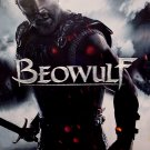 BEOWULF Movie Poster SET * BEOWULF / GRENDEL / QUEEN  * Angelina Jolie 4' x 6' Rare 2007 MINT