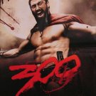 THE 300 Movie Poster SET * GERARD BUTLER & LENA HEADEY * 2' x 3' Rare 2007 NEW