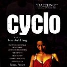 "Tran Anh Hung's CYCLO Movie Poster * LE VAN LOC & TRAN NU YEN-KHE * 27"" x 40"" Rare 1995 NEW"