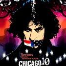 "CHICAGO 10 Original Movie Poster * MARK RUFFALO & JEFFREY WRIGHT * 27"" x 40"" Rare 2008 Mint"