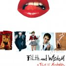 "Madonna FILTH AND WISDOM Movie Poster * HOLLY WESTON & EUGENE HUTZ * 27"" x 40"" Rare 2008 NEW"