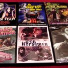DVD Movie Collection ( 9 ) Rare & Obscure Horror , Biker & Science Fiction ~ NEW